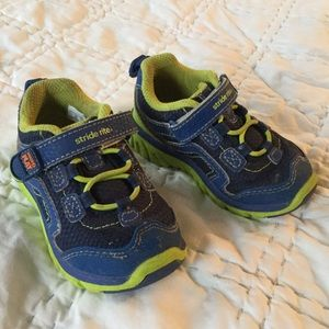 Stride Rite made to play Baby Jake shoes